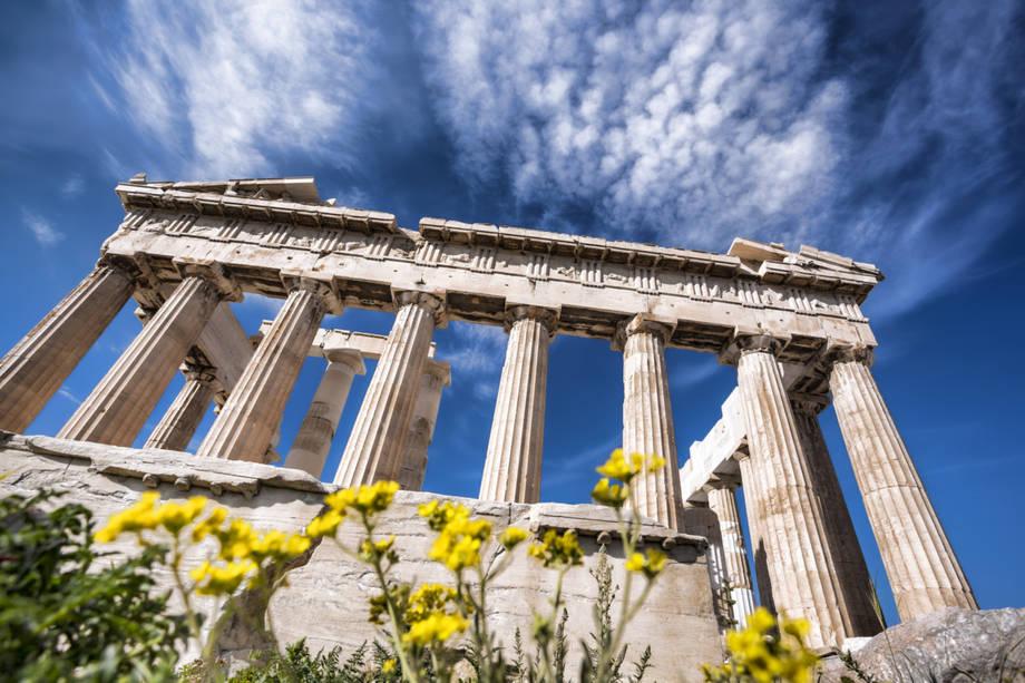 KLASSISCHES GRIECHENLAND im PKW über Italien und die Adria