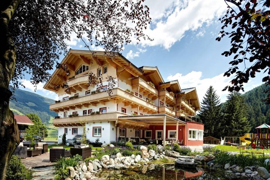 4* Ferienhotel Grundlhof 5 Nächte