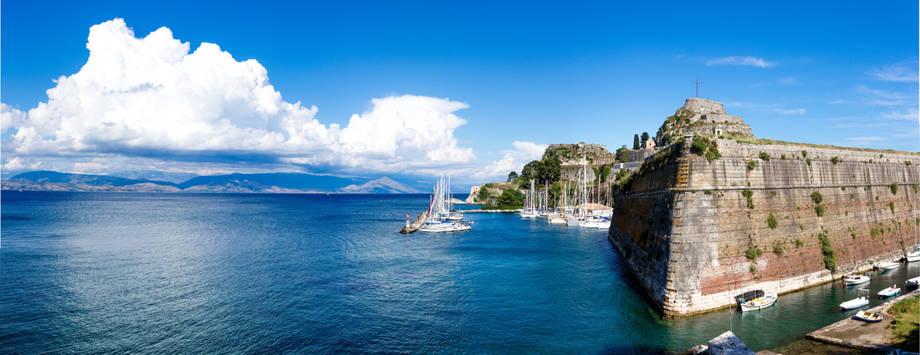 Mein Schiff 5 - Adria mit Korfu