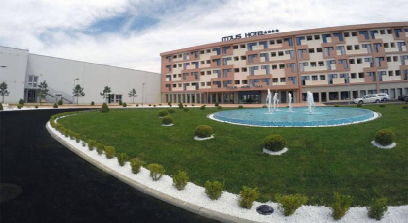 4* Mjus World Resort & Thermal Park 2 Nächte Aufenthalt