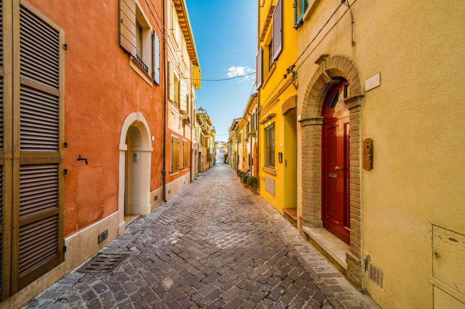 Adria - Slowenien, Kroatien, Italien PKW Rundreise