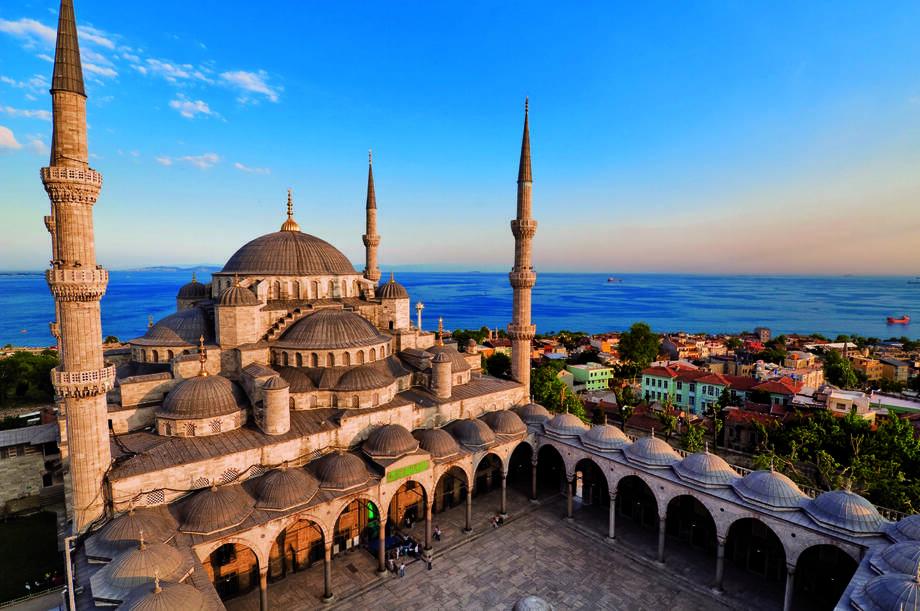 4*+ Costa Diadema - Bezauberndes Istanbul