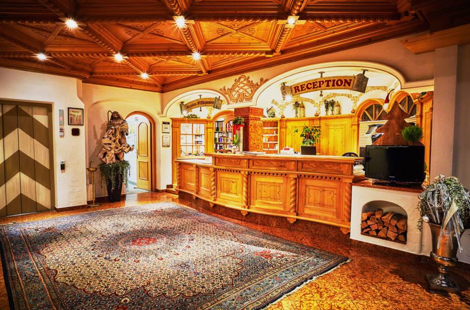 4* Hotel Wagrainerhof
