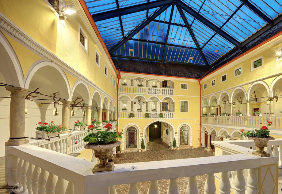 4* Schloss Weikersdorf 1 Nacht Aufenthalt