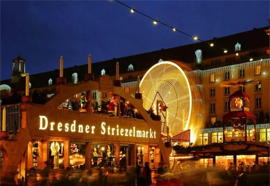 Adventszeit in Dresden