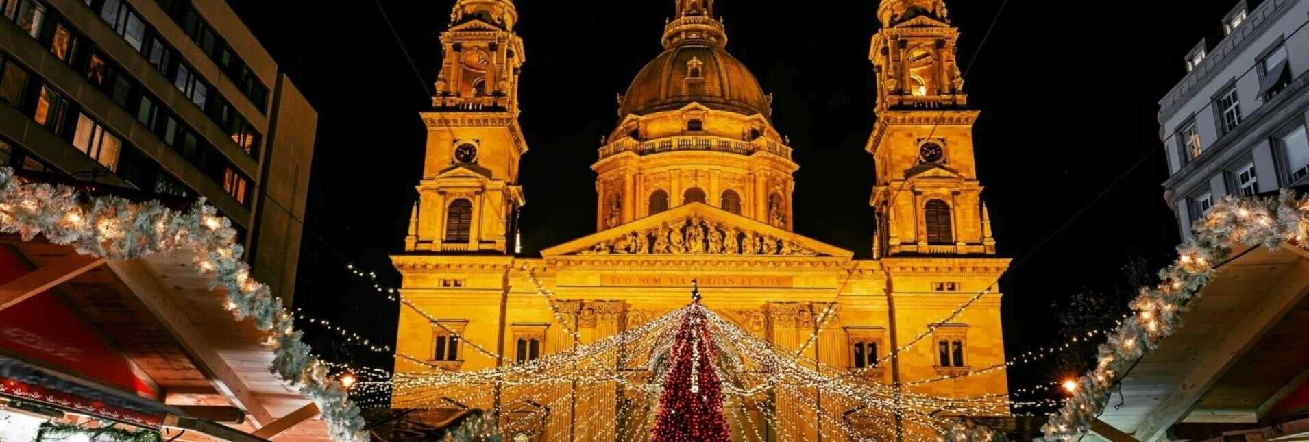 Advent in Kaiserin Sissi´s Budapest & Schloss Gödöllö