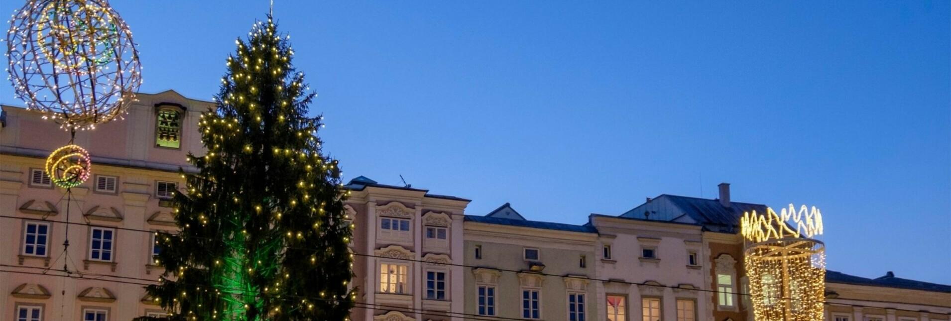 Advent Kurzkreuzfahrt - Alles Theater - von Wien nach Linz