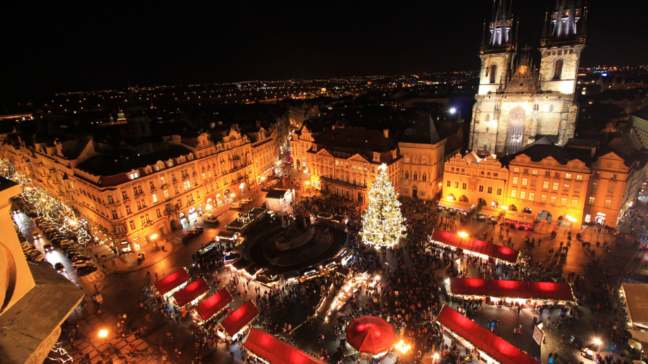 Advent in Prag - die Stadt der Tausend Türme