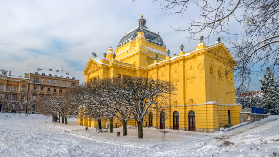 Advent in Laibach, Zagreb & Maribor