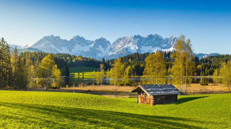 PKW Aktivreise Tirol - Herz der Alpen