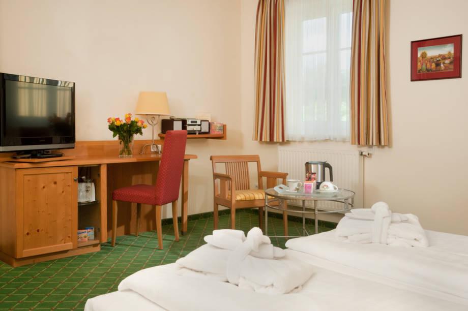 4* Hotel Althof Retz 2 Nächte Aufenthalt