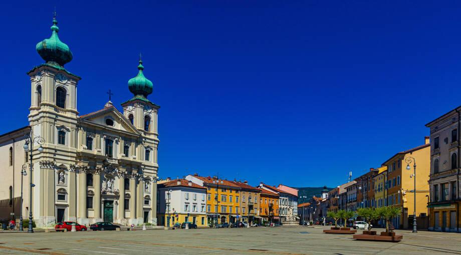 Historische Bahnreise nach Gorizia & Isonzo Tal