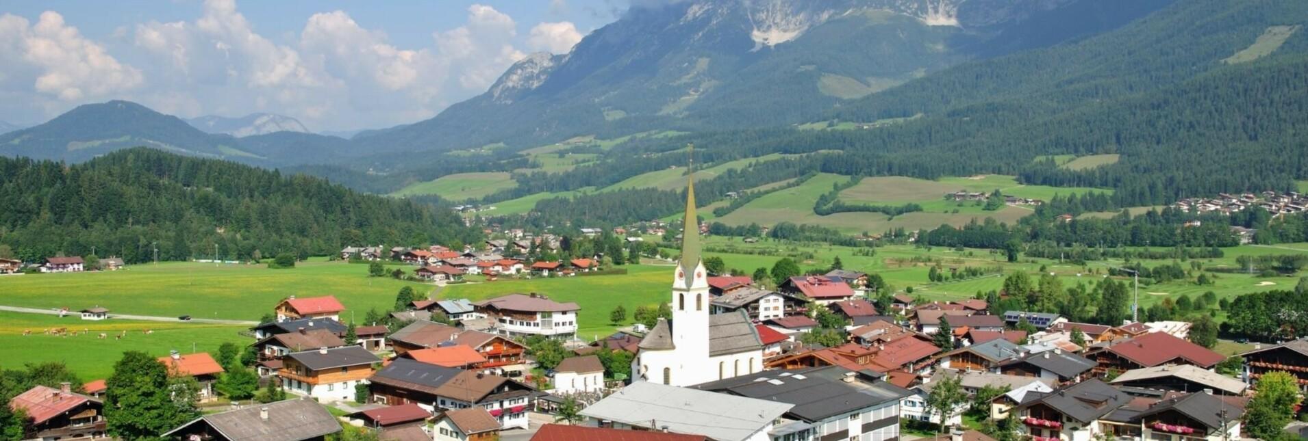 Filmschauplätze & Bergdoktor - Show in Tirol