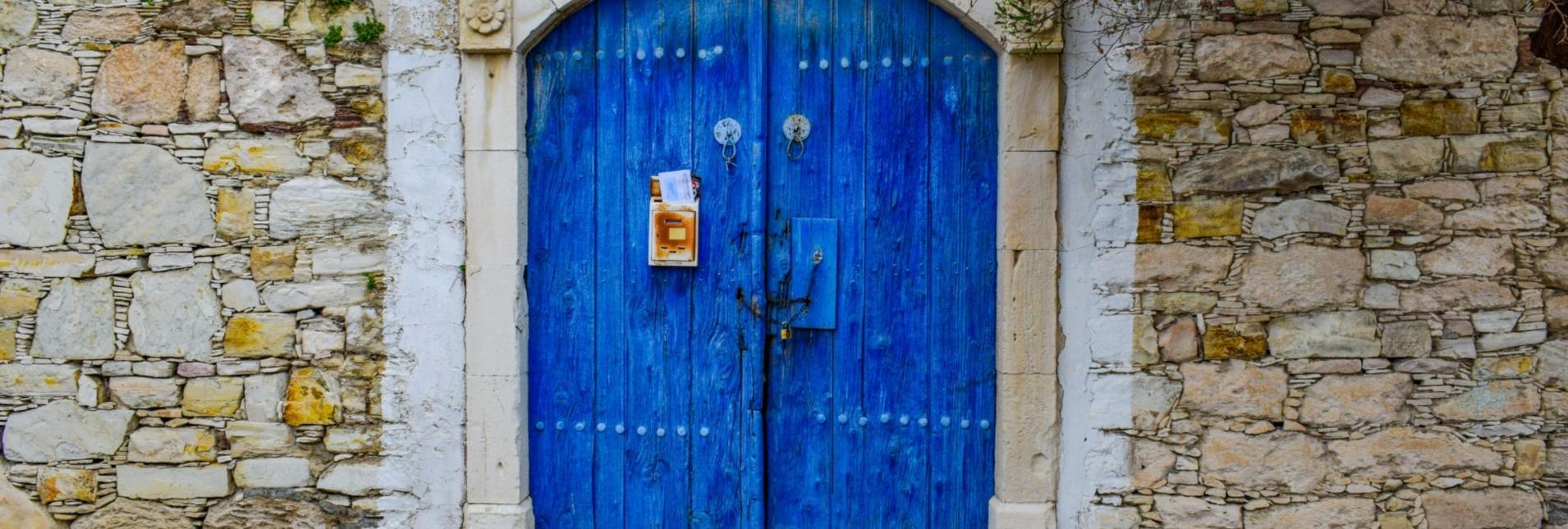 Blühender Vorfrühling auf Zypern
