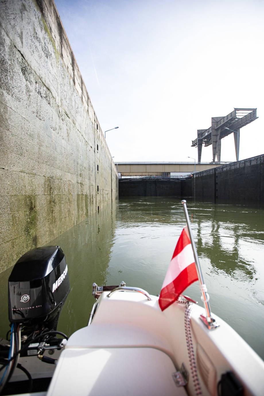 Lernen Sie Boot fahren mit dem Schiffsführerpatent 10 m
