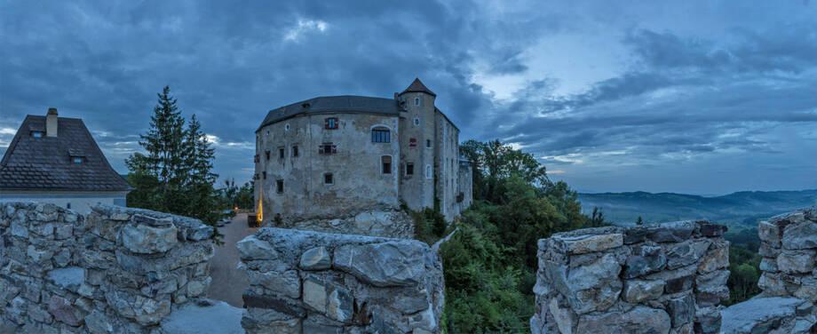 Burg Plankenstein Texing