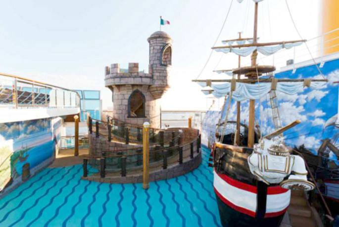 4*+ Costa Favolosa Kanaren und Mittelmeer