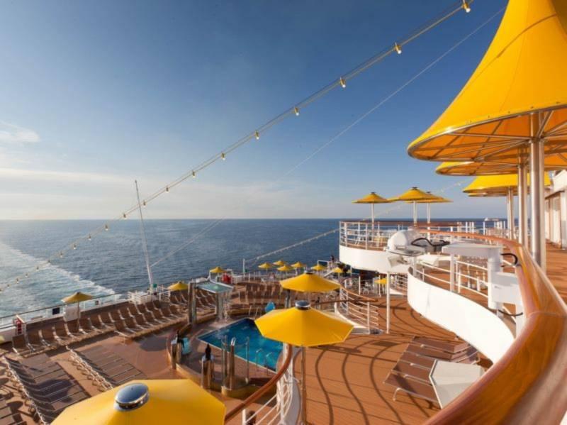 4*+ Costa Favolosa Mittelmeer mit Kanaren