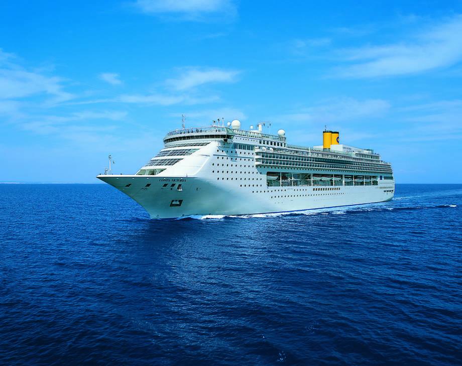 4* Costa Victoria Mittelmeer mit Balearen