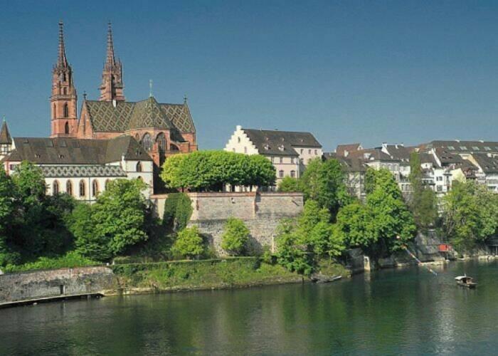 4* MS Johann Strauss Deutscher Rhein mit Elsass