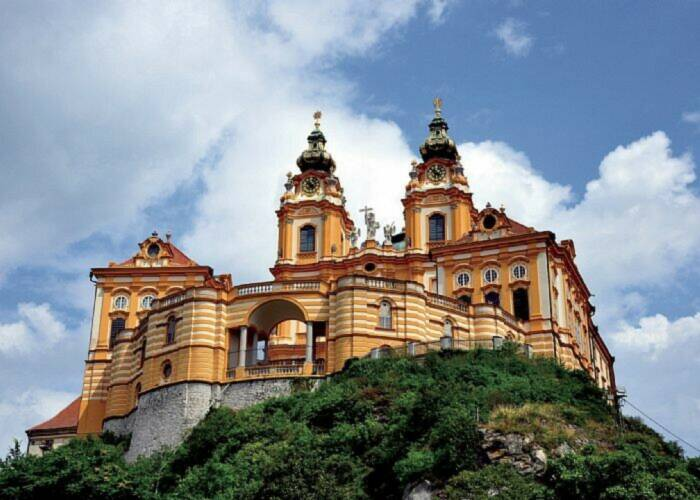 4* MS Johann Strauss Auf der Donau und am Main
