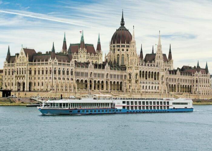 4* MS Johann Strauss Edle Tropfen entlang der Donau