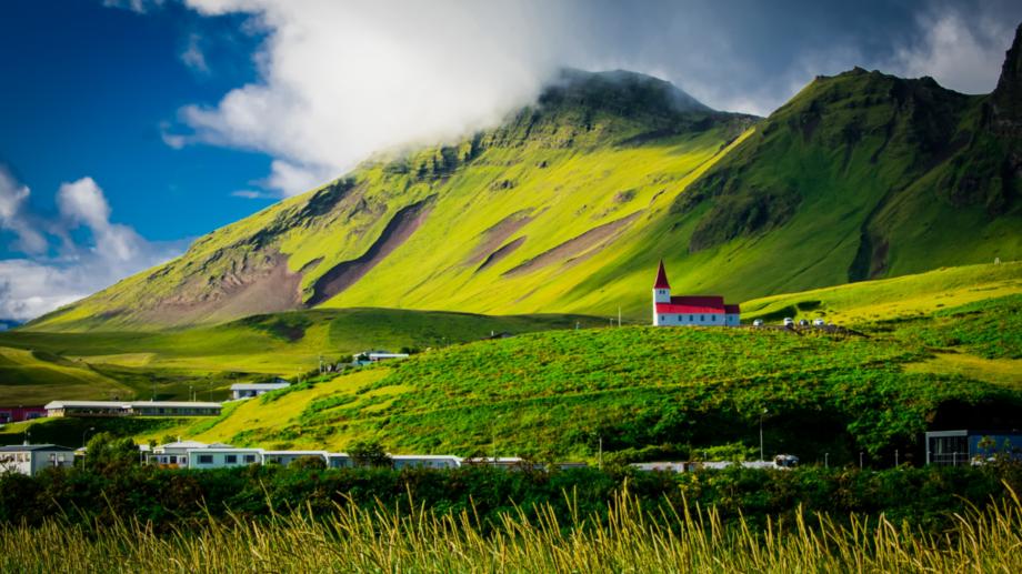 Island - Ring der Naturschönheiten