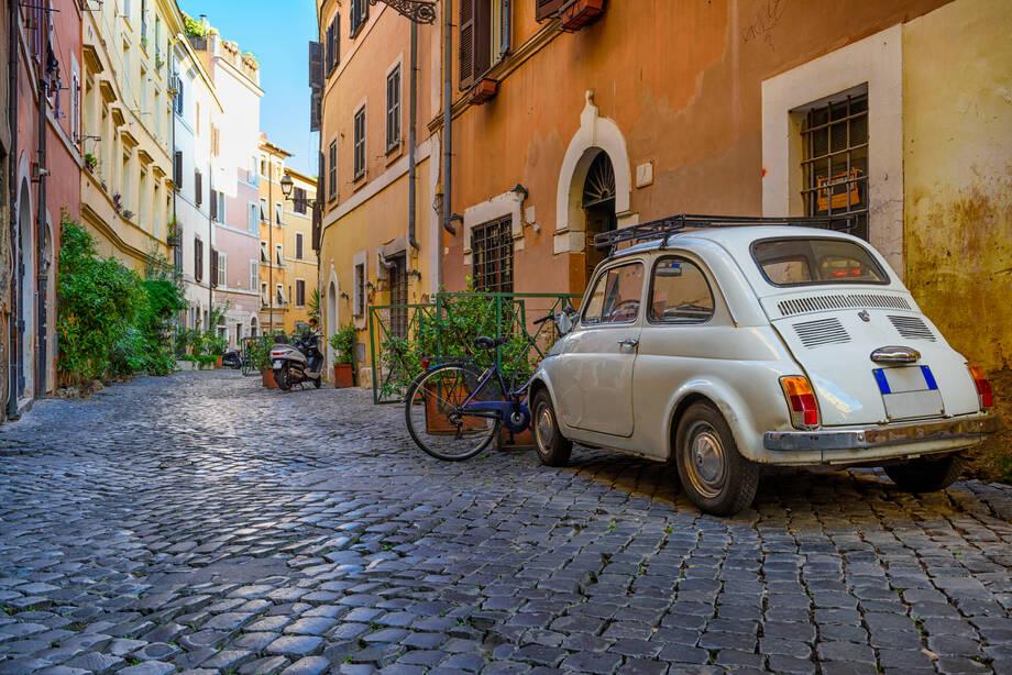 Italien Highlights - Rundreise im BUS oder PKW