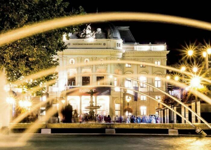 4* MS Johann Strauss Martinigansl Schnupperfahrt nach Bratislava