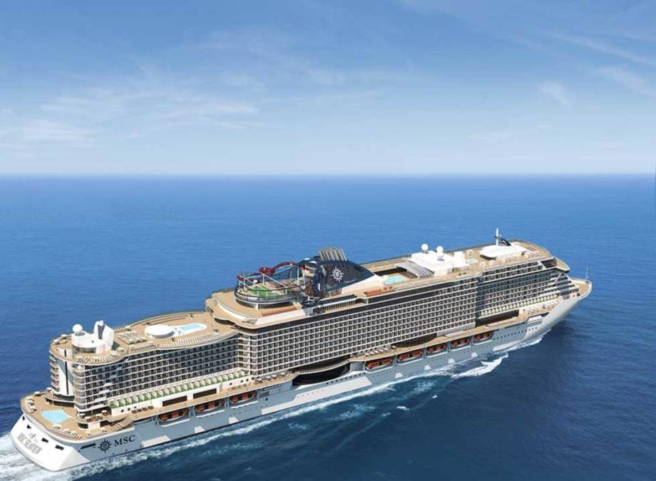 4*+ MSC Seaview Mittelmeer inkl. Flug Vorteilspreis