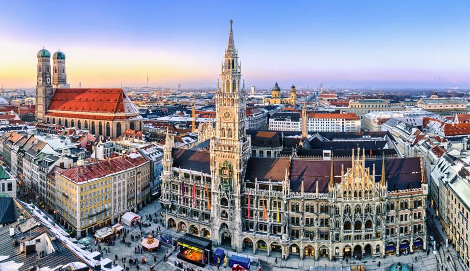 München: Stadt nach 'Maß'