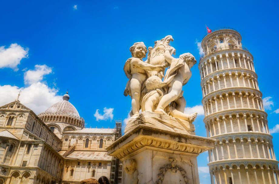 Italien - Riviera-Toskana-Adria – PKW Rundreise