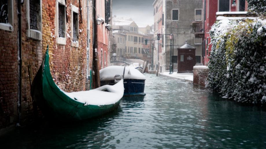 Silvester in Venedig