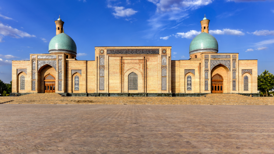 Usbekistan - Entlang der Seidenstraße