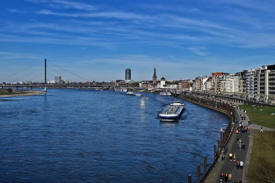4* MS Klimt - Rhein Kreuzfahrt - Bekanntes und Besonderes an Deutschlands längstem Fluss