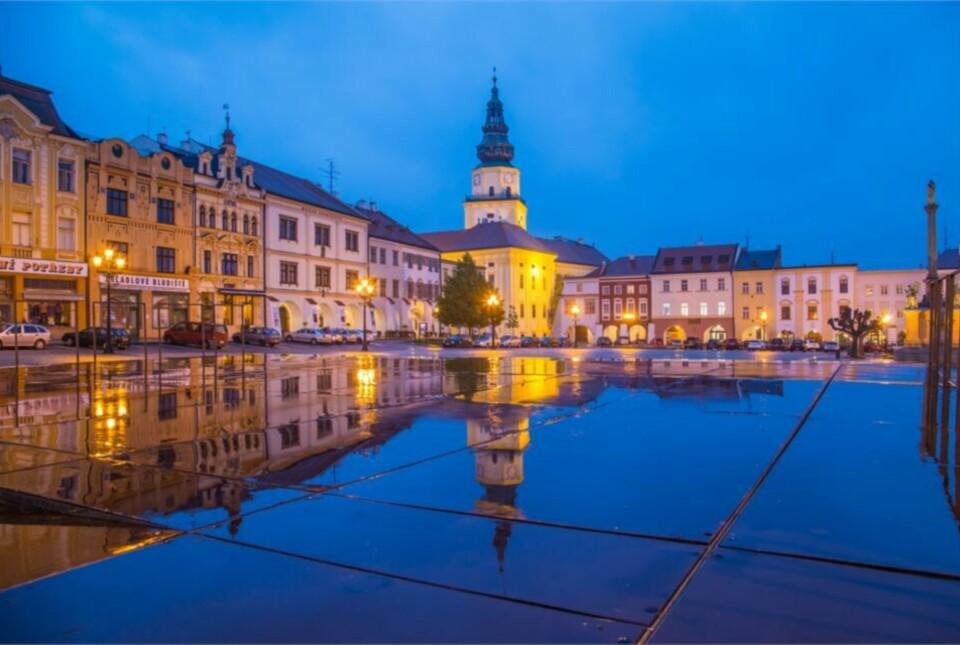 Olmütz: Die goldene Stadt im Schatten Prags